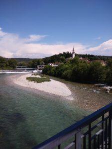 L'Isonzo dal Ponte di Sagrado fino alla foce