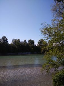 L'Isonzo da San Pier