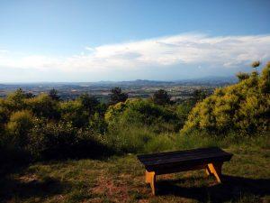 Panorama dal Monte Stella