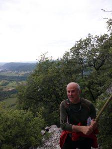 Salita al Monte Sabotino da San Mauro