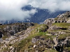 Linea austriaca sul Pal Piccolo