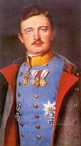 Carlo I d'Austria - Kaiserfest Sdraussina