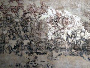 Pisanello, Torneo-battaglia di Louvezerp