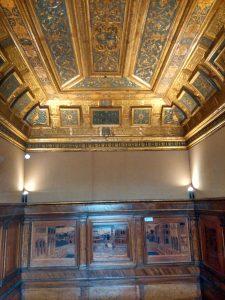 Il secondo studiolo e l'Appartamento della Grotta di Isabella d'Este