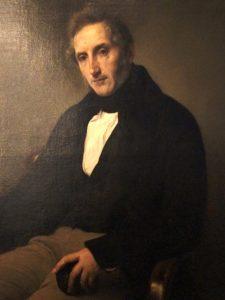 Francesco Hayez (1791- 1882) Ritratto di Alessandro Manzoni 1874