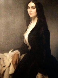 Francesco Hayez (1791- 1882) Ritratto di Matilde Juva Branca 1851