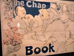 Henri Marie Raymond De Toulouse-Lautrec-Monfa (1864- 1901) The chap book, Irish American Bar 1896 Henri Marie Raymond De Toulouse-Lautrec-Monfa (1864- 1901) The chap book, Irish American Bar 1896