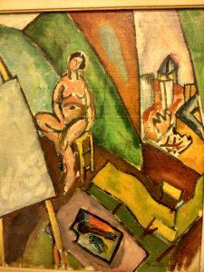 Raoul Dufy (1877- 1953) L'atelier 1907