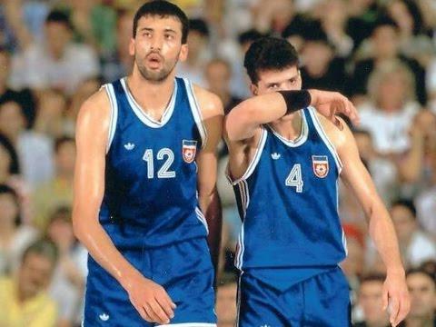 La Jugoslavia, il basket e un telecronista di Sergio Tavčar