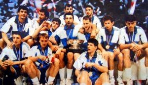 Yugoslavia Campione del mondo 1990