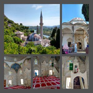 La moschea di Pocitelj