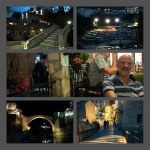 Mostar by night