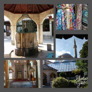 Moschea Koski Mehmed-Pasha (o Pašina) a Mostar
