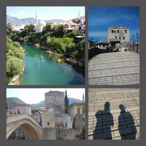 Stari Most (Ponte Vecchio) a Mostar