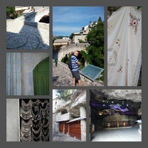 Kriva ćuprija a Mostar a altri scorci