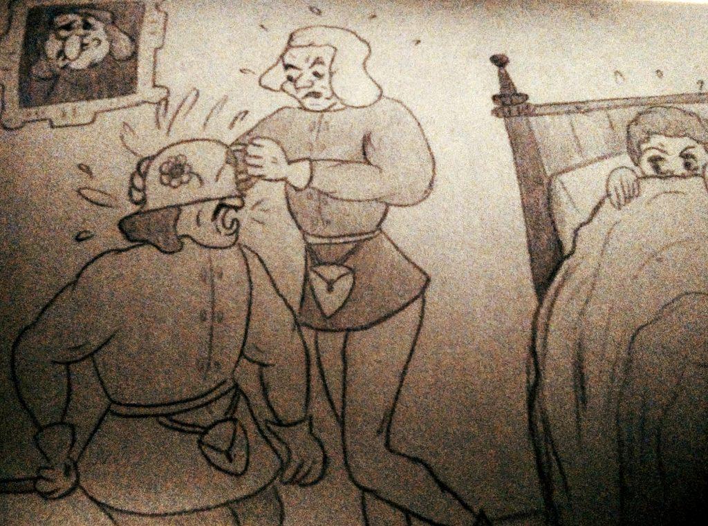 La Senaide di Cesare Quadri