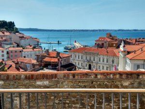 Pirano e il porto