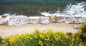 il mare di Strugnano