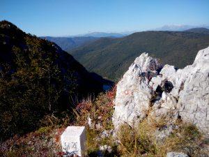 La vallata dell'Isonzo Verso Tolmin