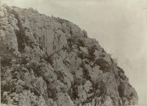 Postazioni di vedetta sul Monte Sabotino