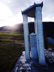 Spomenik padlim slovenskim vojakom - Monumento caduti di guerra sloveni prima guerra mondiale
