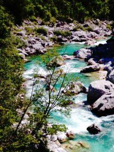 Isonzo River Smeraldo