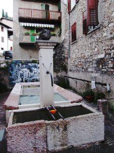 La fontana lavatoio ad Arco