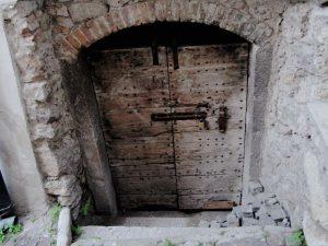 Portone storico ad Arco