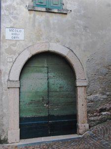 Vicolo degli Orti ad Arco