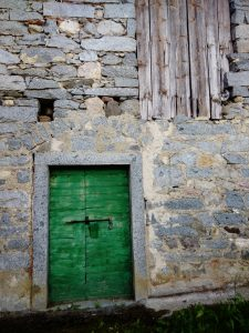 Casa rurale di pietra a Stumiaga