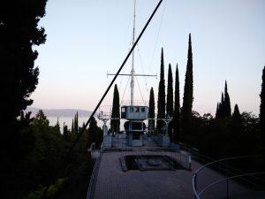 La Regia Nave Puglia al Vittoriale
