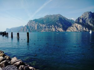 Il Lago di Garda da Torbole