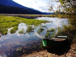 Il lago Circonio