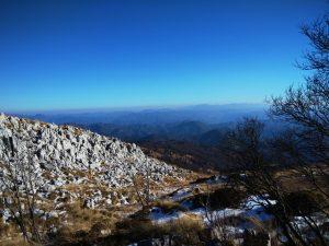 Carsismo sul Versante Sud Matajur