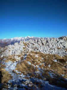 Monte Nero dal Matajur