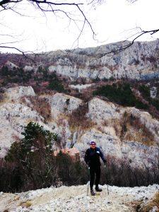 Trekking in Val Rosandra