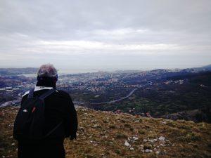 Punto Panoramico del Monte Carso