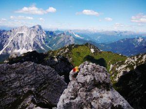 Anello Val Alba Salita Monte Chiavals