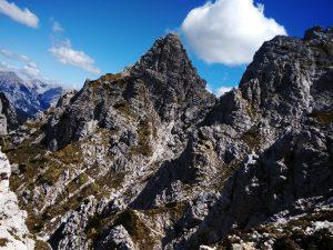 Alta via CAI di Moggio Cima Alta di Gleris