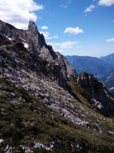 Alta Via Cai di Moggio