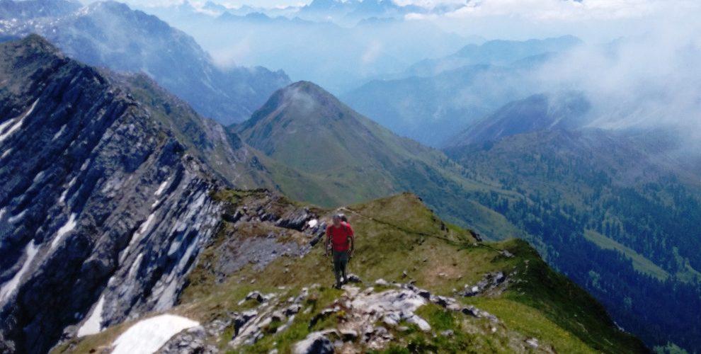 Salita Monte Zermula