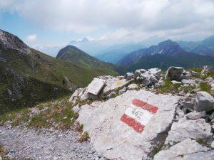 Monte Pizzul e Monte Salinchiet