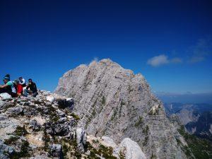 Picnic sulla Cima di Terrarossa
