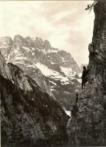 Incursori Austriaci sul Piccolo Nabois 1916