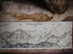 Immagine storica delle Alpi Giulie